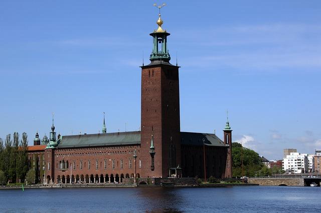 Il Municipio di Stoccolma – Stadshuset