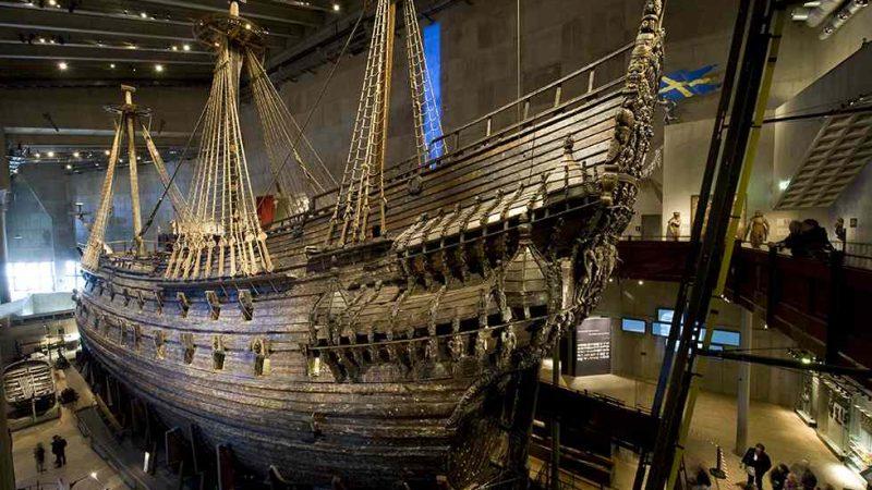 Visitare il Museo Vasa di Stoccolma