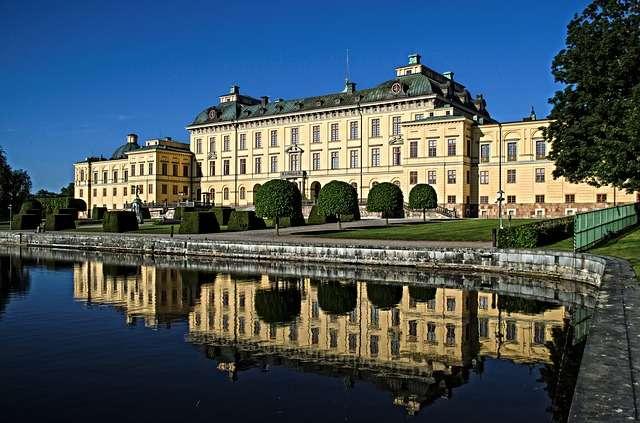 Visita al Castello di Drottningholm